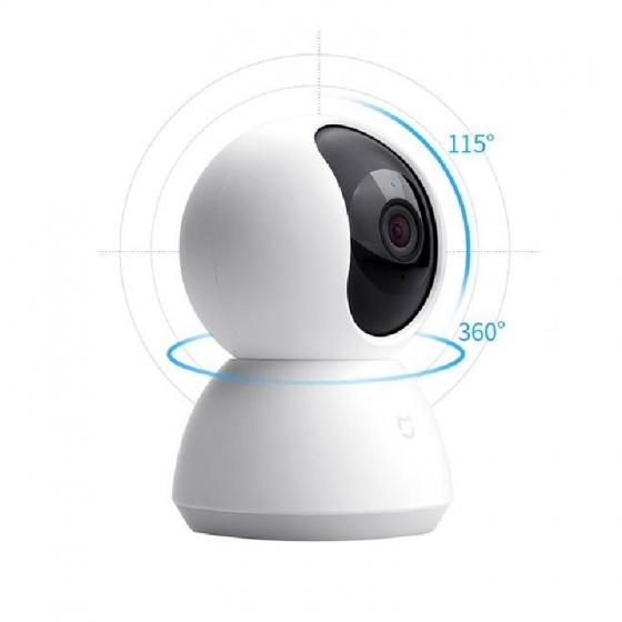 Camera chống trộm Xiaomi Mi Home 360° 1080P - Hàng Chính Hãng