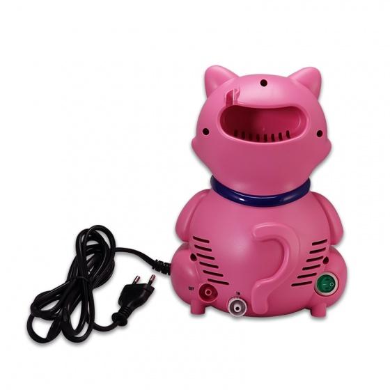 Máy xông khí dung Poly Baby SJ-001VK hình mèo đa chức năng - Bảo hành 2 năm