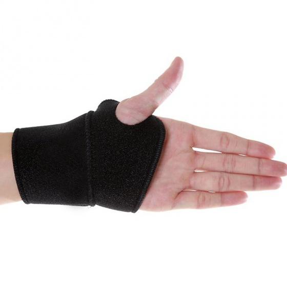 Combo 2 băng thun cổ tay GIAHU - Phòng ngừa các chấn thương ở cổ tay