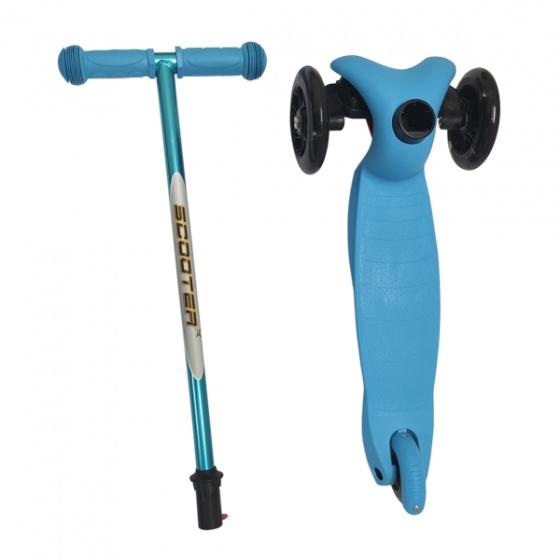 Xe scooter cho bé Hongdou S909-B xanh