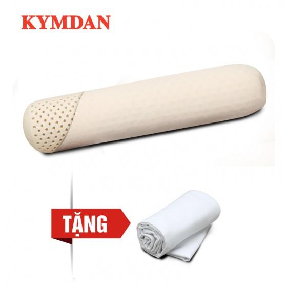 Gối ôm Kymdan SoftTouch cỡ trung (chiều dài 105 cm) - Tặng 1 áo gối
