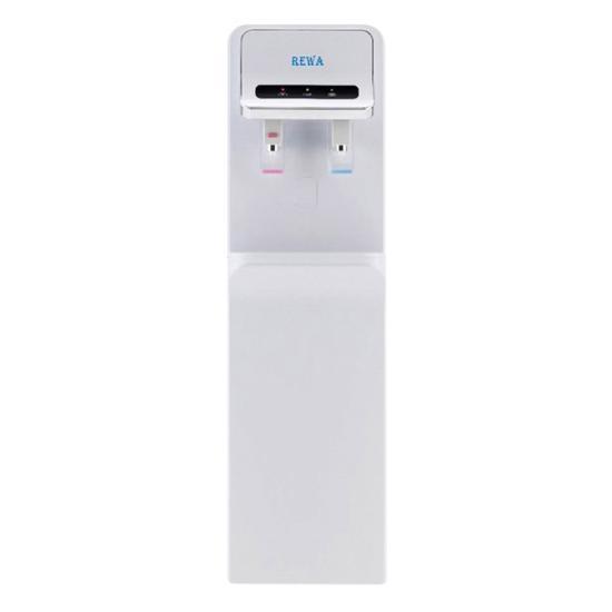 Combo Máy lọc nước nóng lạnh Hàn Quốc REWA RW-NA-800S.WHITE + Máy tạo nước ION kiềm cầm tay RW-AK-1700