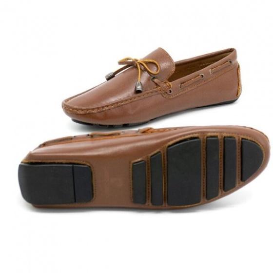 Giày lười nam Pierre Cardin PCMFWLB303GLD màu gold