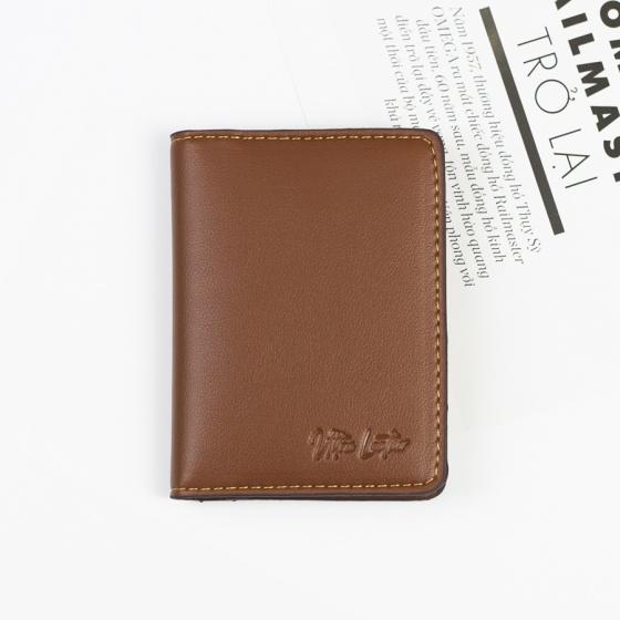 Ví mini, Ví đựng thẻ card VC1004 Ultra mỏng nhẹ, nhỏ gọn 4 màu thời trang phong cách- Ví nam nhỏ gọn