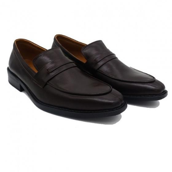 Giày tây da nam Pierre Cardin PCMFWLB058BRW màu nâu