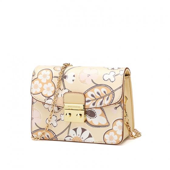 Túi hộp mini - Vàng Camila - Y09B155