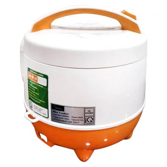 Nồi cơm điện nắp gài mini Midea MR-CM06SD 400W 0.6L