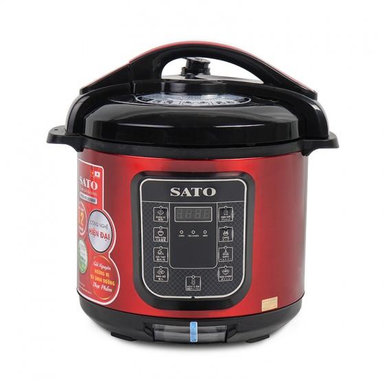 Nồi áp suất đa năng SATO ST-608PC(D)