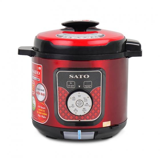 Nồi áp suất đa năng SATO ST-615PC(A)