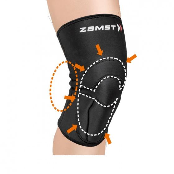 Đai hỗ trợ đầu gối Zamst ZK-1