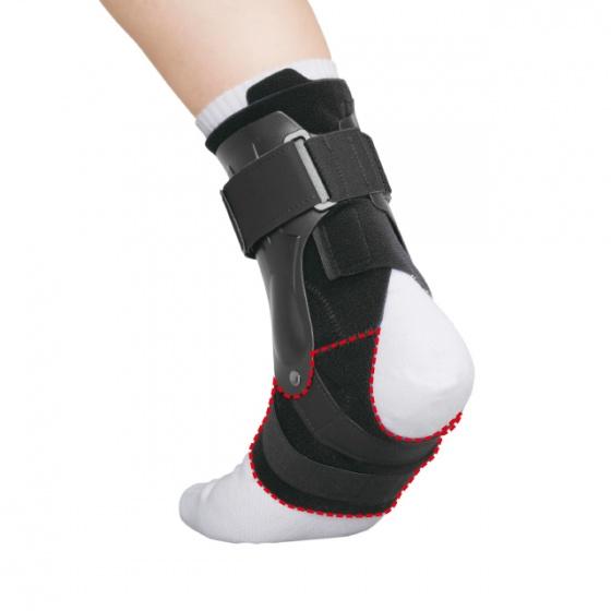 Đai hỗ trợ cổ chân Zamst A2-DX  Left