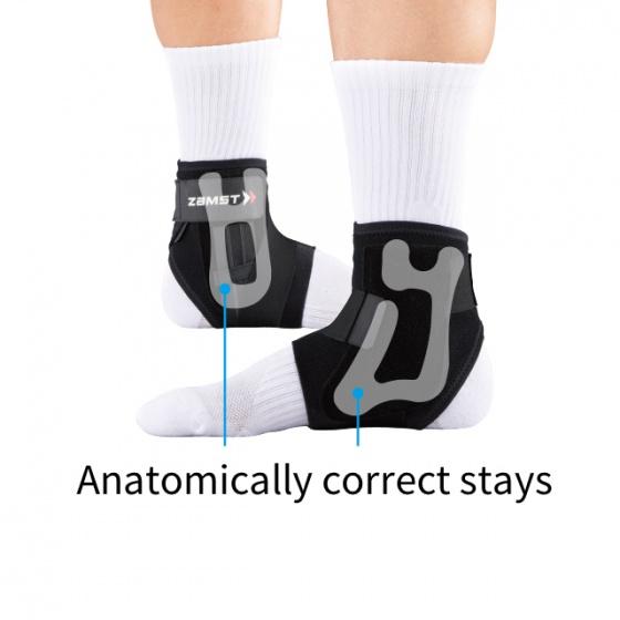 Đai hỗ trợ cổ chân Zamst New A1-S  Left