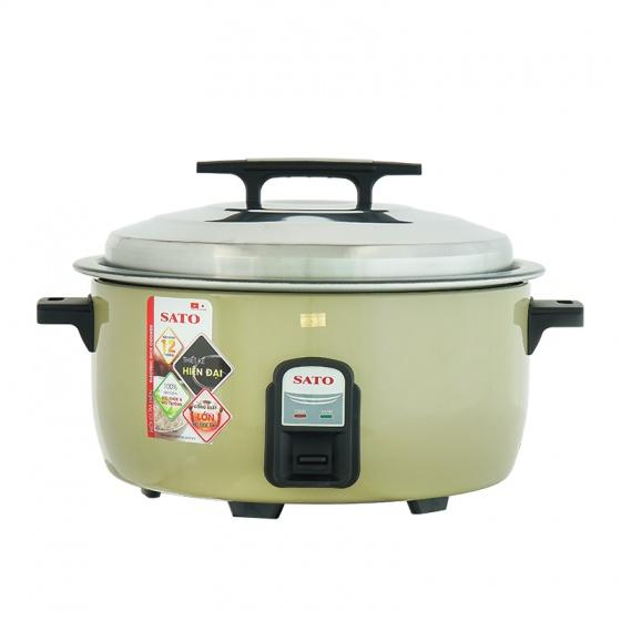 Nồi cơm điện SATO S100-100A 10L