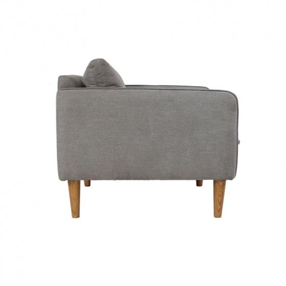 Ghế sofa đơn bọc vải Furnist Sedona