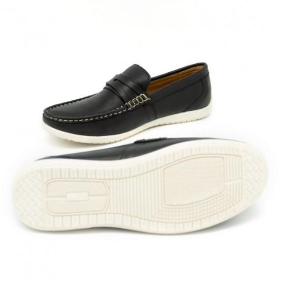 Giày lười nam Pierre Cardin PCMFWLE324BLK màu đen