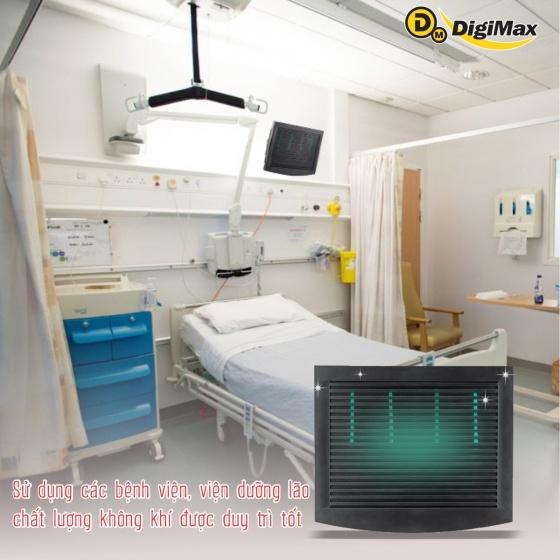 Máy diệt khuẩn chuyên nghiệp Digimax UV-C, thiết kế cho không gian lớn 250-280m2 (DP-3EA)
