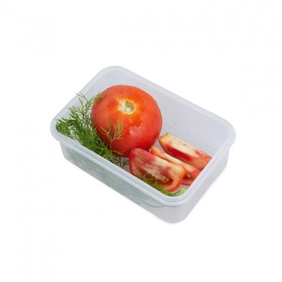 Hộp bảo quản thực phẩm ngăn mát BioZone 680ml