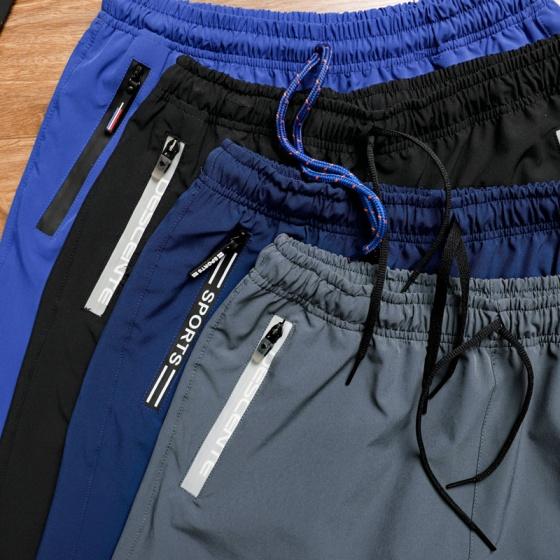 Quần short nam thể thao chất dù cao cấp thoáng mát Pigo fashion qttn05-1 (chọn màu)