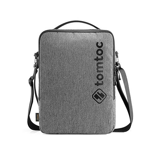 Túi Tomtoc (USA) Urban Shoulder Bags For Ultrabook 13″ - Gray (H14-C01G)