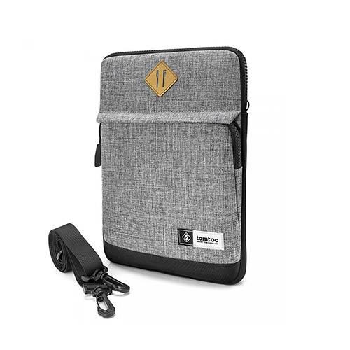 Túi đeo chéo chống Sốc Tomtoc (USA) iPad 11'' 10.5'' - Black (A20-A01D01)