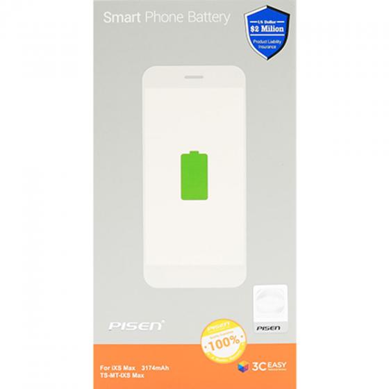 Pin điện thoại Pisen dành cho iphone Xs max