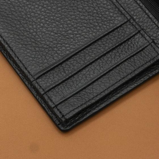 Ví nam da bò Sam Leather SAMDKL012 - ví da nam hàng chính hãng bảo hành 1 năm