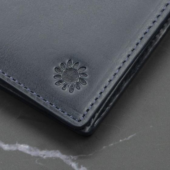 Ví nam da bò Sam Leather SAMDKL013 - ví da nam hàng chính hãng bảo hành 1 năm