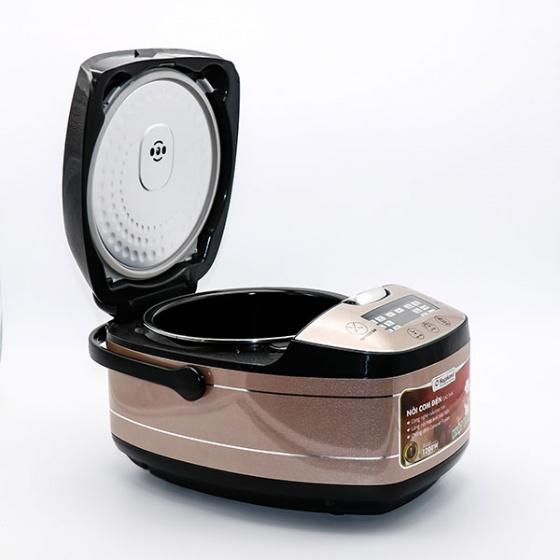 Nồi cơm điện cao tần Nagakawa NAG0102 - màu đen - hàng chính hãng