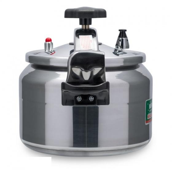 Nồi áp suất 5 lít Nagakawa NAG1451 - dùng cho bếp gas bếp hồng ngoại - hàng chính hãng