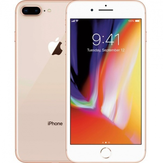 Điện thoại Apple iPhone 8 Plus 128GB Gold