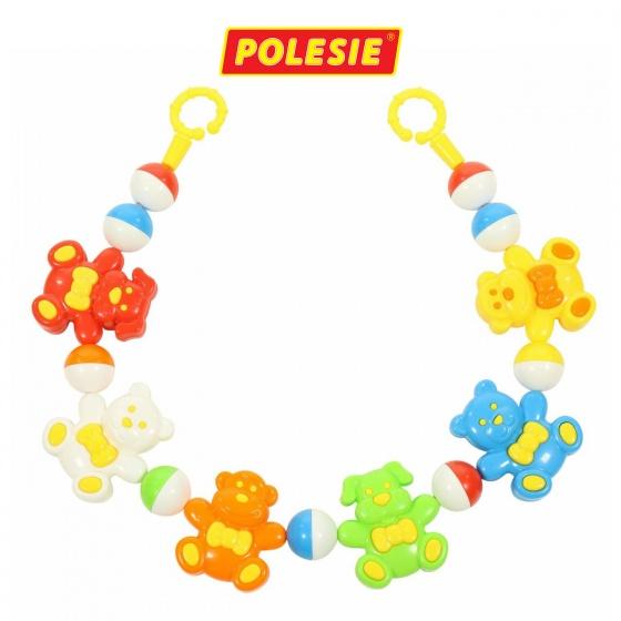 Xúc xắc treo nôi hình thú 75 cm đồ chơi Polesie Toys