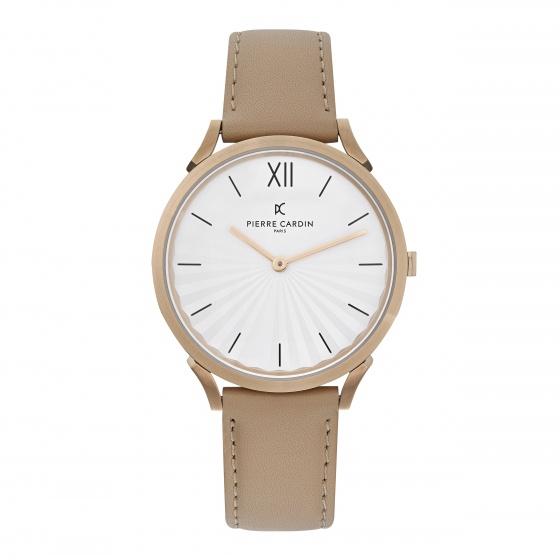 Đồng hồ nam Pierre Cardin chính hãng CPI.2002 bảo hành 2 năm toàn cầu - máy pin thép không gỉ