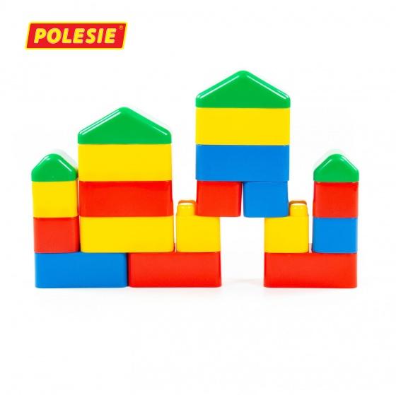 Bộ lắp ghép sáng tạo 20 chi tiết đồ chơi Polesie Toys