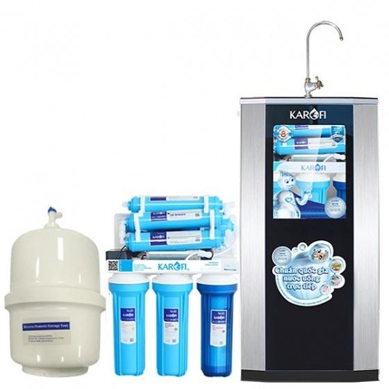 Máy lọc nước RO Karofi ERO80 (8 cấp lọc)