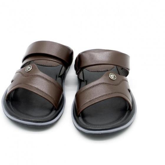 Sandal nam cao cấp Pierre Cardin PCMFWLE128BRW màu nâu
