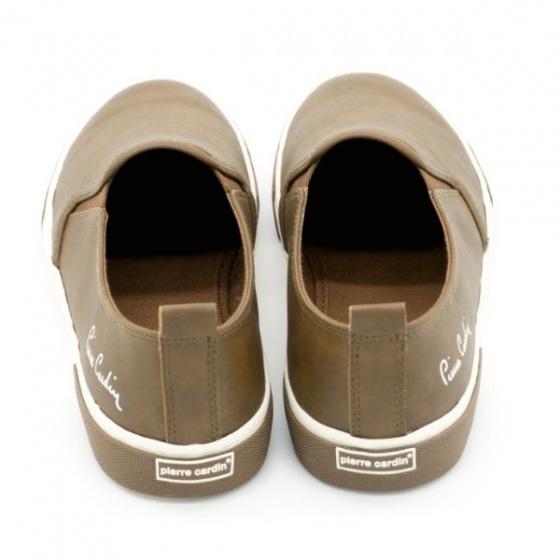 Giày lười nam Pierre Cardin PCMFWSD900BRW màu nâu