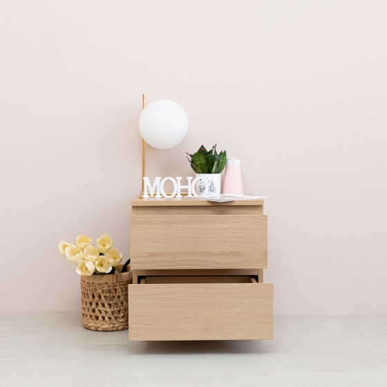 Tủ đầu giường gỗ MOHO VIENNA 201