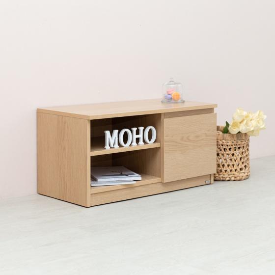Tủ kệ tivi gỗ MOHO VIENNA 204 kệ trái