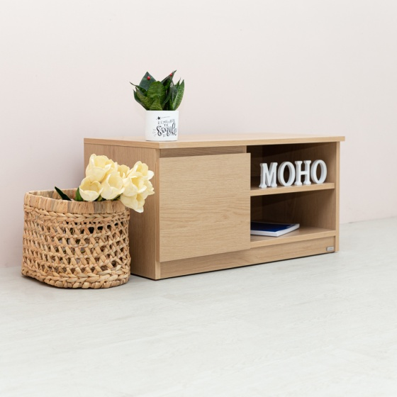 Tủ kệ tivi gỗ MOHO VIENNA 204 kệ phải