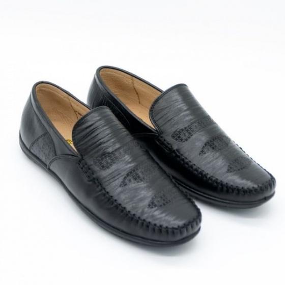 Giày lười nam Pierre Cardin PCMFWLE088BLK màu đen