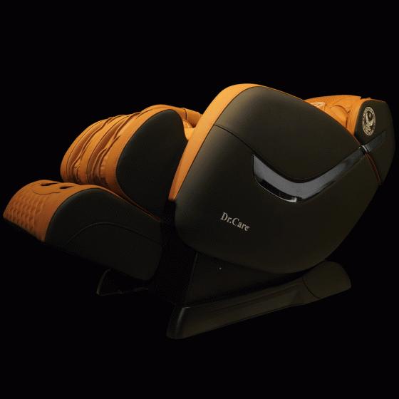 Ghế massage Dr.Care Golfer – GF838 – Màu nâu vàng