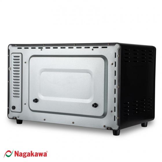 Lò nướng Nagakawa 48L NAG3248 - hàng chính hãng - bảo hành 12 tháng