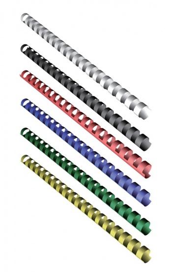 Hộp 100 cây gáy lò xo nhựa phi 14 TEXET SP14 - Màu ngẫu nhiên