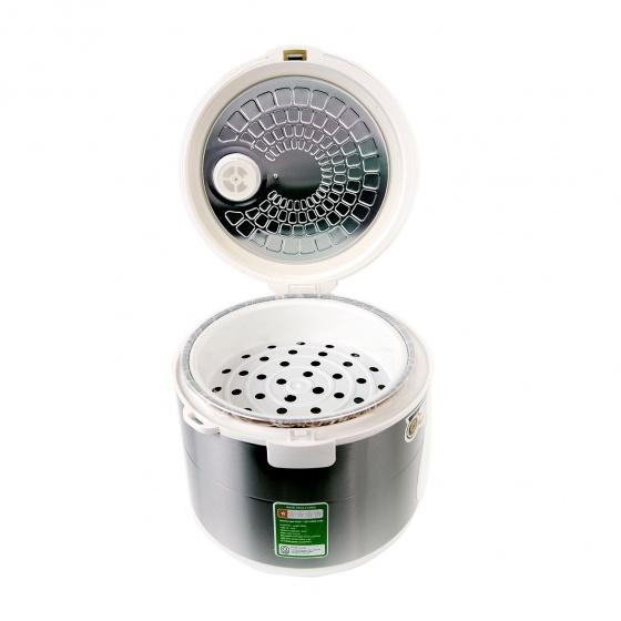 Nồi cơm điện Smart Cook RCS-0892 - Hàng chính hãng Elmich