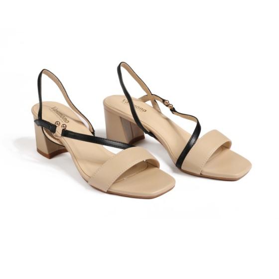 Giày Sandal quai phối chéo Vasmono 120