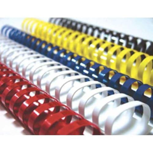 Hộp 100 Gáy lò xo nhựa Texet SP14 -14mm