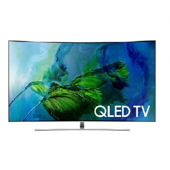 Tivi Qled Samsung màn hình cong 65Q8CAM