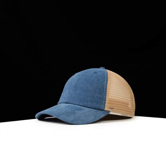 Nón kết, mũ lưỡi trai lưới cao cấp unisex Non0603, kết cấu đơn giản, màu sắc đa dạng, kiểu dáng năng động trẻ trung