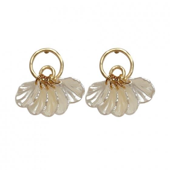 Bông tai nữ - Cánh hoa Ngọt ngào - SweetShellPetal Earring - CTJ1810