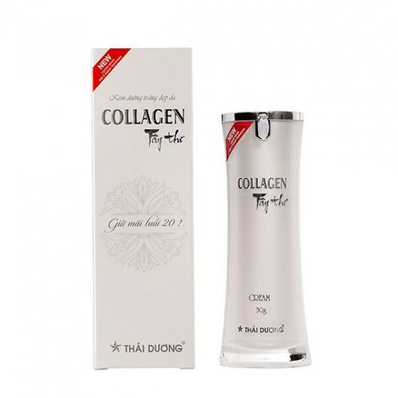 Kem dưỡng da Collagen Tây Thi New